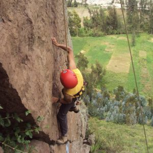 Escalada en roca