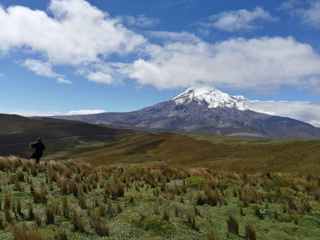 Reserva de Producción Faunística Chimborazo